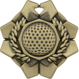 Imperial Medal - Golf